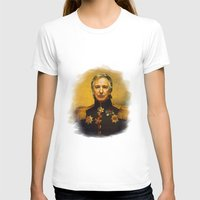 replaceface T-shirts featuring Alan Rickman - replaceface by replaceface
