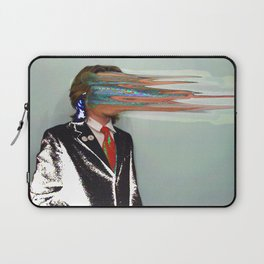 NO ONE AROUND HERE HAS THE GUTS Laptop Sleeve