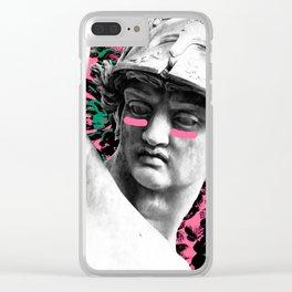 Sparta Clear iPhone Case