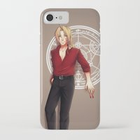 fullmetal alchemist iPhone & iPod Cases featuring Seal of an Alchemist by TEAM JUSTICE ink.