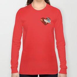Pizza Shark Long Sleeve T-shirt