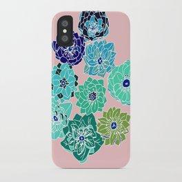hellebore iPhone Case