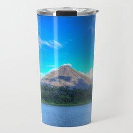 Arenal Volcano Travel Mug