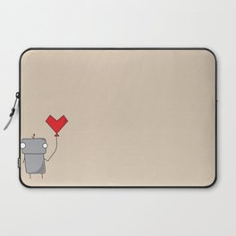Robo Love Laptop Sleeve