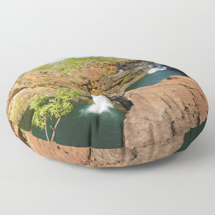 Mitchell Falls Floor Pillow