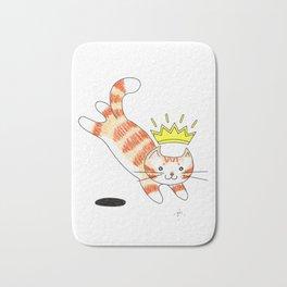 Crown Kat Bath Mat