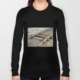 Train Track Long Sleeve T-shirt