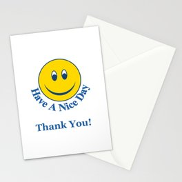 Another Thank You.  Stationery Cards