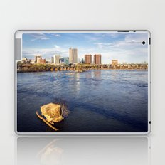 Richmond and the James River Laptop & iPad Skin