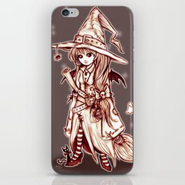 Maya the Spellcrafter iPhone Skin