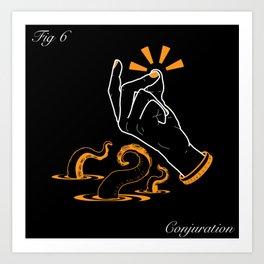 Conjuration Print Art Print