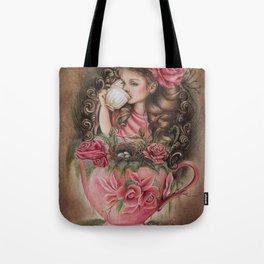 Porcelain Tote Bag