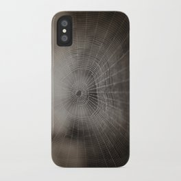 Oh What a Tangled Web We Weave.......  iPhone Case
