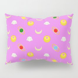 Sailor Moon Pattern Pillow Sham