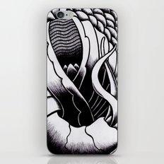 Embraced By Sleep iPhone & iPod Skin