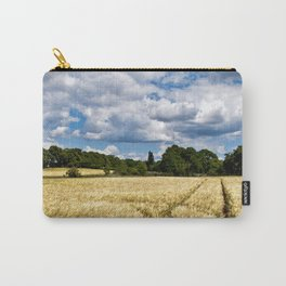 Golden wheat field poetry Carry-All Pouch