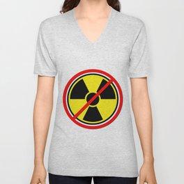 Against Atom Unisex V-Neck