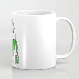 Egg Stewardess Coffee Mug