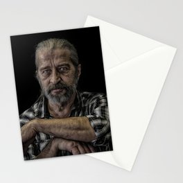 The Janitor Stationery Cards