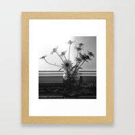 Susans Jar Framed Art Print