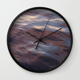 Sunrise Sea Wall Clock