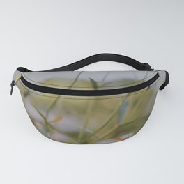 Abstract Flowers Fanny Pack