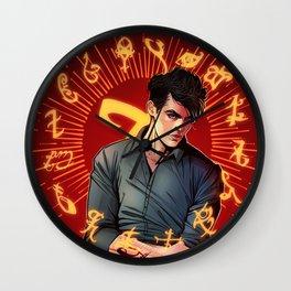 Alec Lightwood Wall Clock
