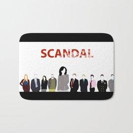 Scandal Minimalism Bath Mat
