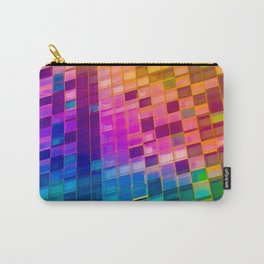 NYC architecture gradient 0559 Carry-All Pouch