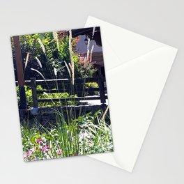 Alpine Border Grasses Stationery Cards