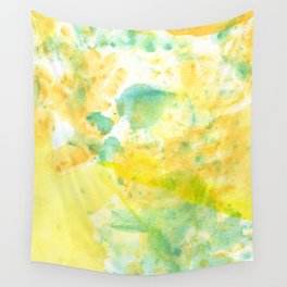 Color of the Kid Wall Tapestry