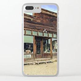 Bodie II Clear iPhone Case