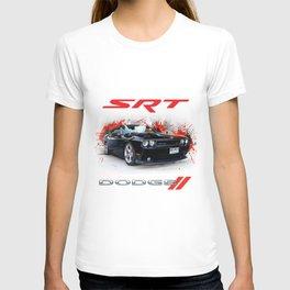 Dodge Challenger  SRT T-shirt