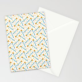 Magic Wand Stationery Cards