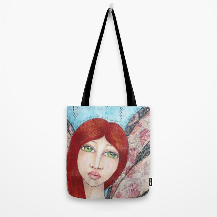 One day is enough. Tote Bag