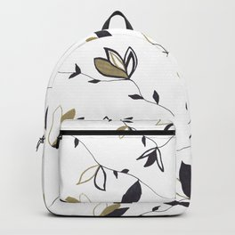 Tree Of Life - Floral & Foliage Pattern #1 #drawing #decor #art #society6 Backpack