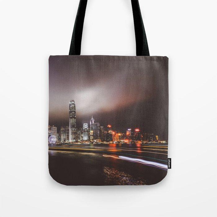 Night city 5 Tote Bag