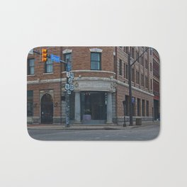 The Forest City Savings and Trust Co Bath Mat