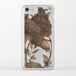 Cosmos - Lyra Clear iPhone Case