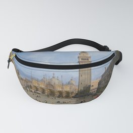 Canaletto - Piazza San Marco Fanny Pack