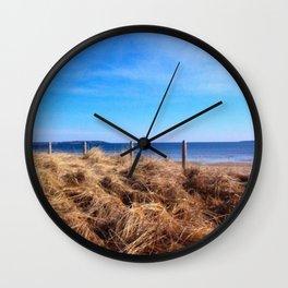 North Atlantic Ocean Wall Clock