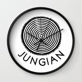 Jungian Wall Clock