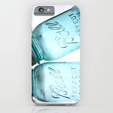 Blue Ball Jars iPhone 6s Slim Case