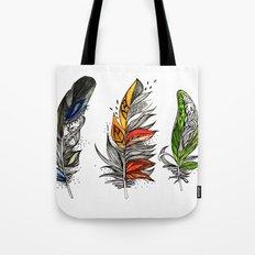 Winter Autumn Spring Tote Bag