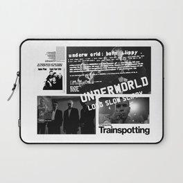 Trainspotting Laptop Sleeve