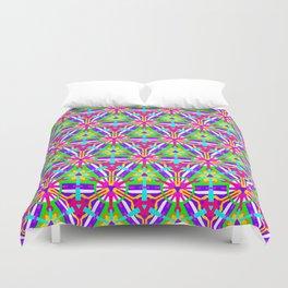 Girly Festival Geo - Geometric Pattern 2 Duvet Cover
