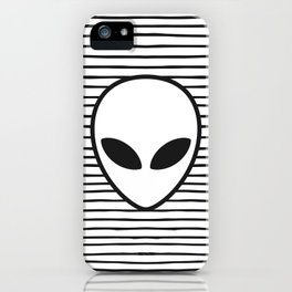Alien iPhone Case