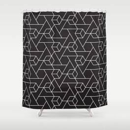 5050 No.10 Shower Curtain