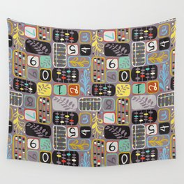 Abacus Wall Tapestry