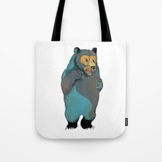 Mr.Grizzly Tote Bag